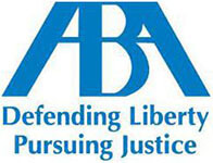 Logo Recognizing Law Offices of James Lee Katz, P.A.'s affiliation with ABA